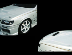 Stagea - WC34 - Construction: FRP - Aero Bonnet