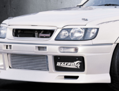 Stagea - WC34 - Construction: FRP - Front Bumper Spoiler