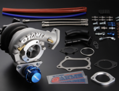 Tomei - ARMS M8280 Turbo Kit - 1JZ-GTE