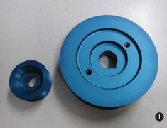 R's Racing Service - RRP Ultra Lightweight Pulley Kit
