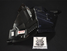 Skyline - R34 GTR - BNR34 - Protector Front Fender Left Hand - Front Half - Category: Exterior - 63822 - 63845-AA400