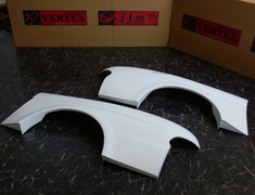 VR - Rear Side Fender