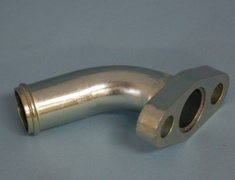 Turbocharged - Oil Outlet Pipe / Drain Fitting, Rear - Qty. 1 - G15450-N48022-00