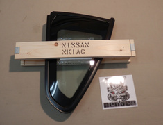 83307-85F00 LH Nissan S15 Left Quarter panel (Clear Glass)