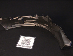 Silvia - S15 - Protector Front Fender Rear RH - Category: Body - 63842-85F00
