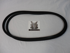 90830-40F00 1996 180SX chassis No RPS13 Weather Strip Rubber
