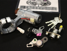 80010S - 99810-66F26 - Nissan - Silvia - S14 (1997) - A/T - Door Key Set Cylinder Lock