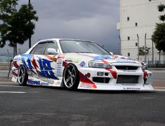URAS - D1 Spec 2 - Nissan R34 Skyline