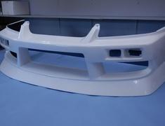 R34 FBS Nissan - R34 Skyline - ER34 - 4 Door and 2 Door - Front Bumper Spoiler- FRP