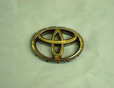 AMC - Toyota Emblems - Aristo