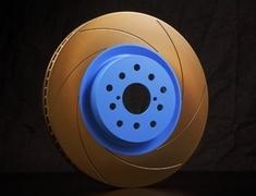 Endless - Brake Rotors - Curving Slit