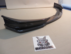 RX-8 - D0-088030-044 Mazda - RX-8 RS type 3 Late Model - SE3P - RS Front Skirt - Carbon