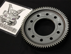 MD770339 Mitsubishi - Legnum - EC5A/W - Final Drive - Ring Gear 4.11 - 22605