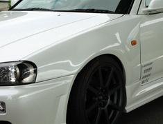 URAS - Type R - Nissan ER34 Skyline - 2 Door