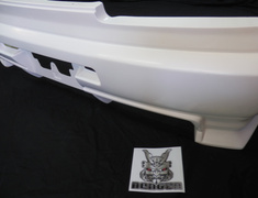 - ER34 2DR 3 Point Kit  Nissan - R34 Skyline - ER34 - 2 Door only -  Rear Bumper