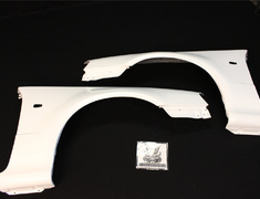 Skyline - R34 GTT - ER34 - ER34 4 door Front fender Nissan - R34 Skyline - ER34 - 4 Door only Front fender: (F 18mm)