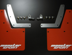 Monster - Mud Flaps - Rear Mud Flaps