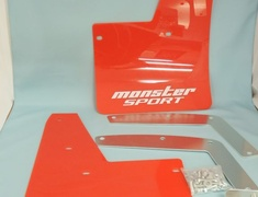 Monster - Mud Flaps
