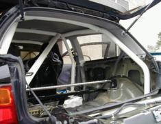 Material: Steel - Rear Vision Bar