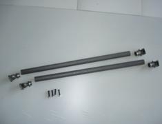 - Universal Type - Material: Steel - Side Bar Kit