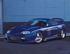 Trial - Try Force Aero - Supra