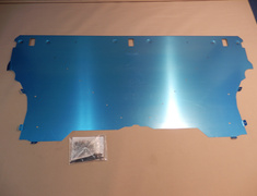 EVO IX - CT9A - A73056-A - Mitsubishi - EVO VIII / IX - CT9A - Rear Partition Panel