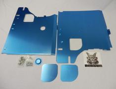EVO X - CZ4A - A73060-A - Mitsubishi - EVO X - CZ4A - Rear Partition Panel - 2 pieces