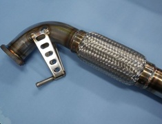 Land Cruiser - UZJ100W - Pieces: 2 - Pipe Size: 60.5-70-60.5mm - Tail Size: 2x 100mm - 770-20828