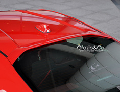 SportDesign Rear Roof Spoiler (unpainted) - Toyota - 86 - ZN6 - SportDesign Rear Roof Spoiler (unpai