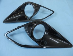 86 Turn Lamp Carbon w/Fog - Toyota - 86 - ZN6 - Carbon Look Front Turn Lamp Cover - With Fog Light O