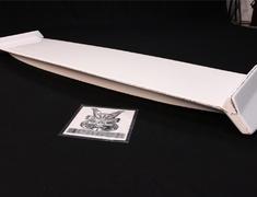 Skyline - R34 25GTT - ER34 - Drag Wing - Material: FRP - ER34 Drag Wing 4DR