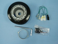 ON-204 Nissan Skyline ECR33 RB25DET Airbag
