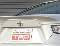 Toyota - 86 - ZN6 - Rear Trunk Spoiler (unpainted)