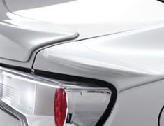 86 - ZN6 - Rear Side Spoiler Set - Construction: PPE Resin - Colour: Satin White Pearl (37J) - MS315-18002-A0