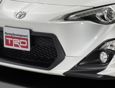 86 - ZN6 - Front Spoiler - Colour: Lightning Red (C7P) - MS341-18001-D0