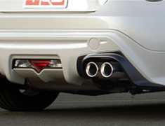 86 - ZN6 - Rear Bumper Spoiler - Colour: Satin White Pearl (37J) - MS343-18001-A0