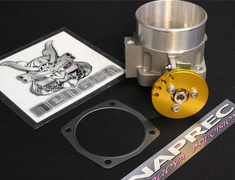 RB26DETT - Drag 100 - 100mm throttle valve - fitting flange as the Q45 90mm throttle valve - Fits Top Secrete S
