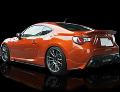 URAS - Toyota 86 Completed Body Kit