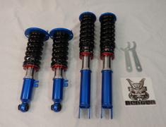 Colt - Ralliart - Z27A - 231 61N CP - Nissan GTR BNR32  F:11 R:9 (kg/mm)