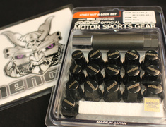 RAYS - 17HEX Lock and Nut Set