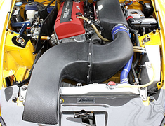 J's Racing - S2000 Dedicated Intake System - SPL Induction