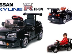 Nissan - Electric GT-R R34