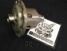 KLNR02 Nissan - GTR - R35 - Hybrid Spec. Traction Control LSD, Rear