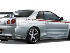 Nismo - Aero Parts - R34 GTR
