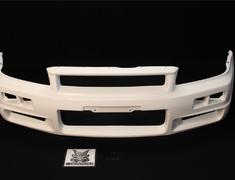 Nismo - Front Bumper - R34 GTR