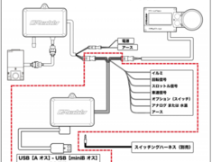 15500215 - Greddy Profec MAP - Unit and USB cable included - must download software
