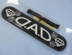 Garson - D.A.D LED ILLUMINATION PLATE