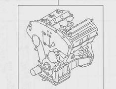 Elgrand - CBA-ME51  - NE51-059662 - Nissan Elgrand VQ35 Full Brand New Engine