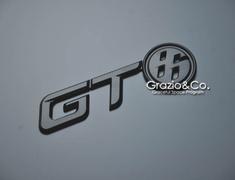 Grazio - EUR GT86 Emblem - Matt Black