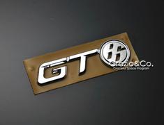 Grazio - EUR GT86 Emblem - Chrome